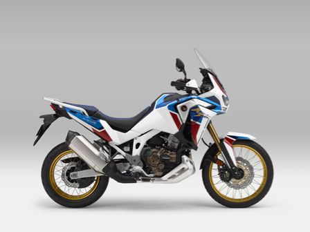 Honda Africa Twin Adventure Sports, zprava