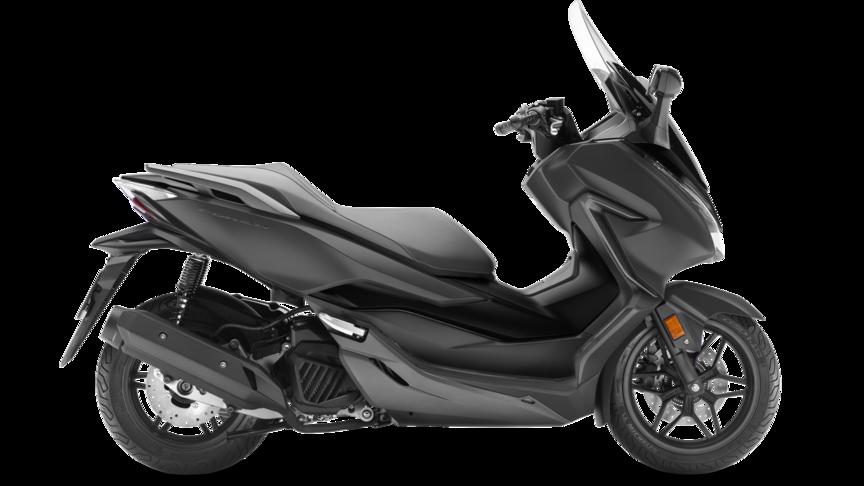 Technické údaje Forza 125 Skútr řada Motocykly Honda