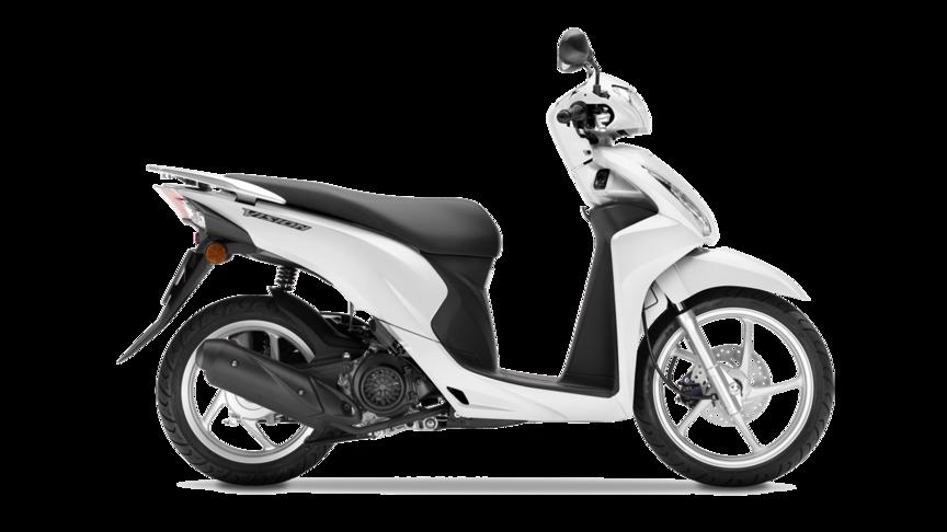 Technické údaje Vision Skútr řada Motocykly Honda
