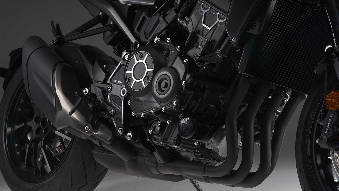 CB1000R Black Edition, dokonalá povrchová úprava
