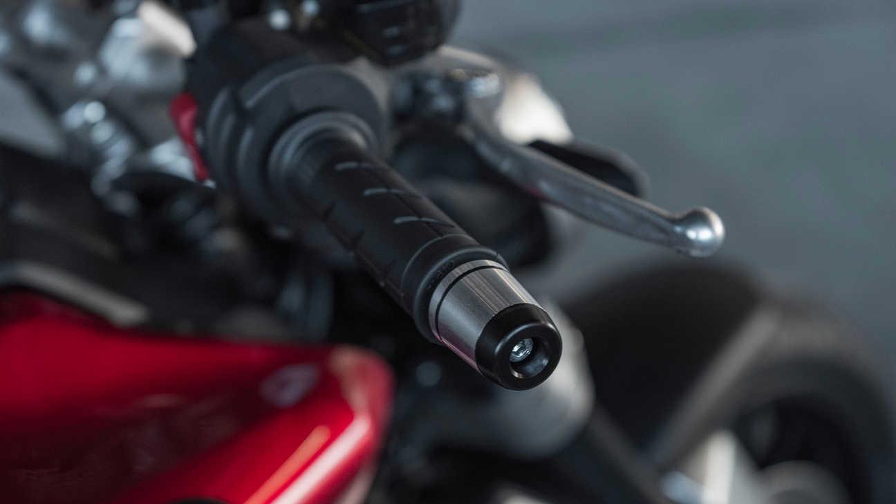Honda CB1000R, elektronické ovládání plynu (TBW)
