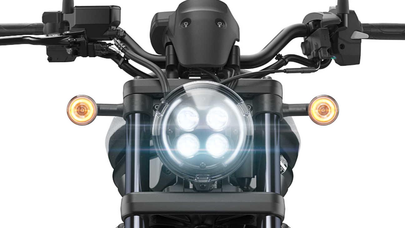 CMX1100 – plné LED osvětlení