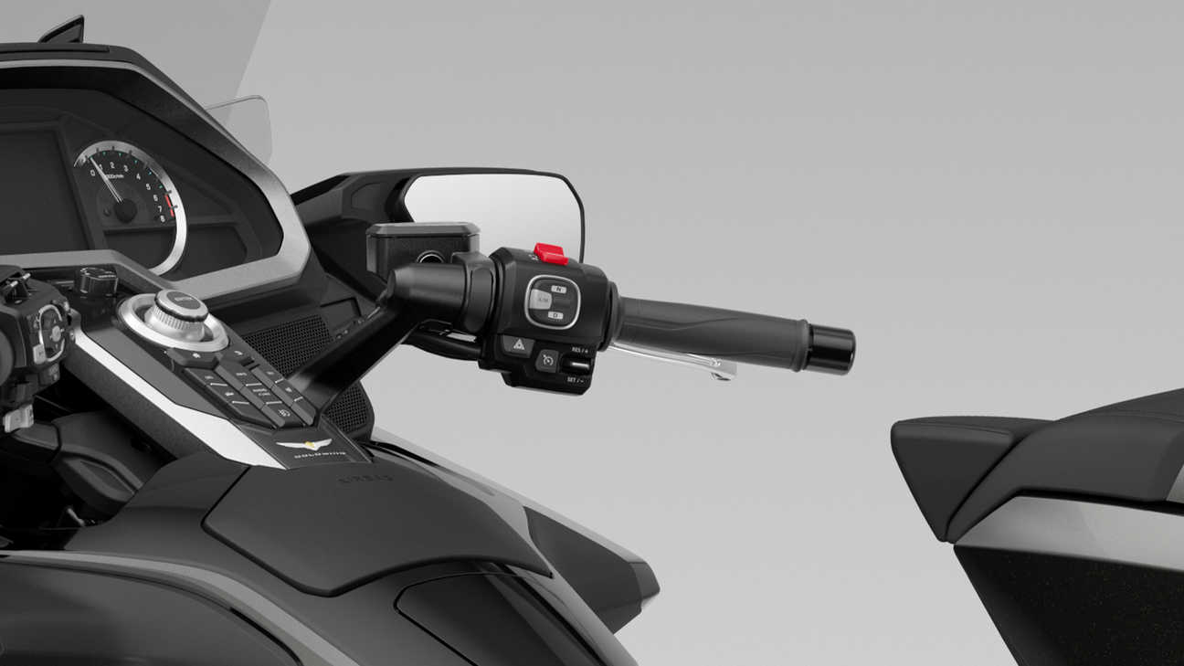 Honda Gold Wing Tour, systém kontroly trakce Honda (HSTC)