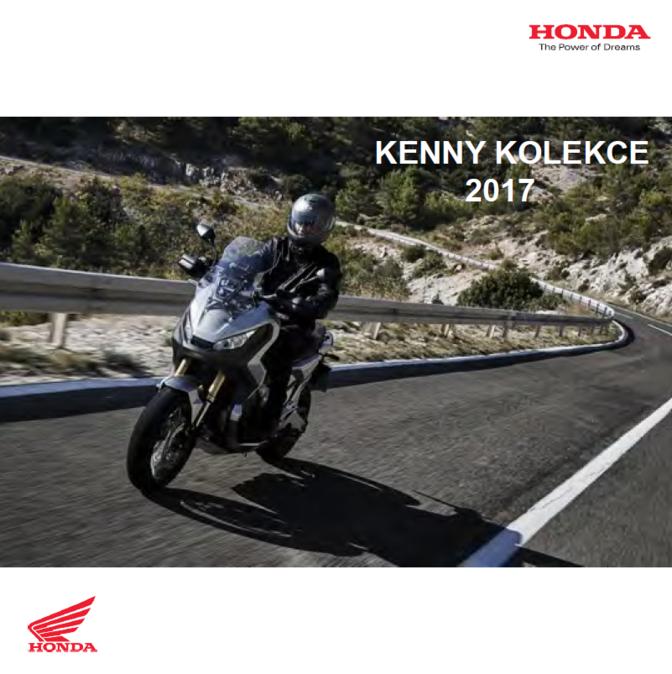 52c217993c0 Honda KENNY kolekce 2017